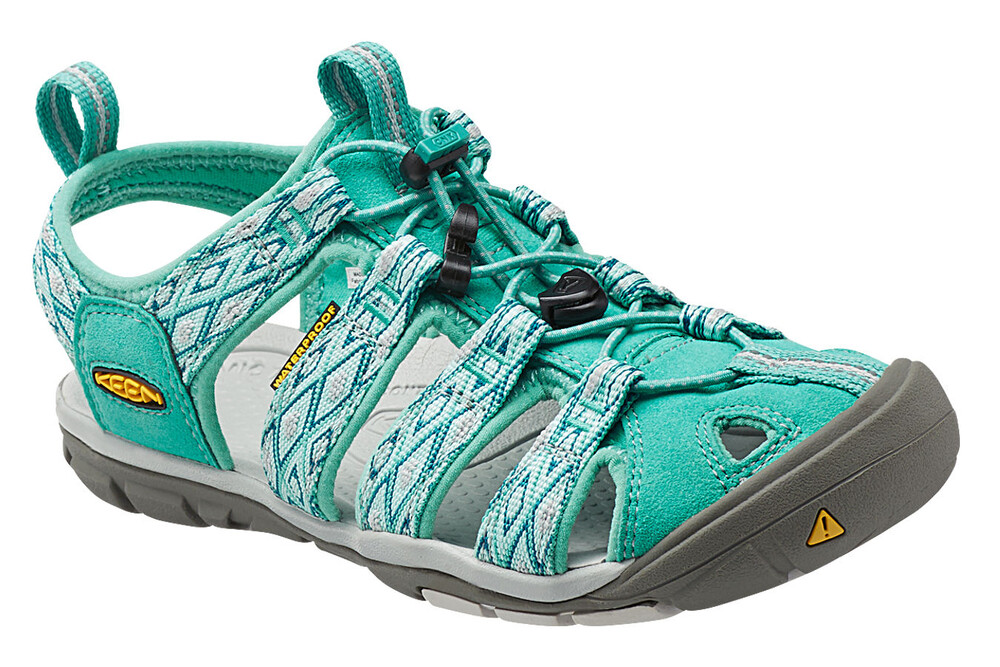 Cuir Vif Clearwater Cnx Sandalen Turquoise Maat 37.5 tRw5AFBHI